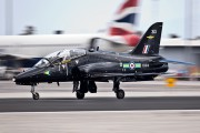 XX313 - Royal Air Force British Aerospace Hawk T.1W aircraft