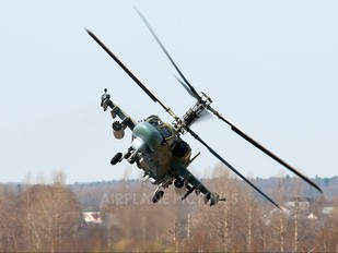 91 - Russia - Air Force Kamov Ka-52 Alligator
