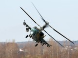 91 - Russia - Air Force Kamov Ka-52 Alligator aircraft