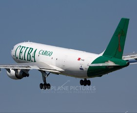 TC-MND - Ceiba Intercontinental Airbus A300F