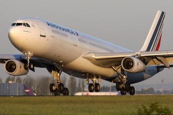 F-GLZH - Air France Airbus A340-300