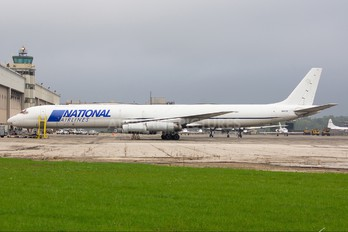 N865F - National Airlines Douglas DC-8-63F