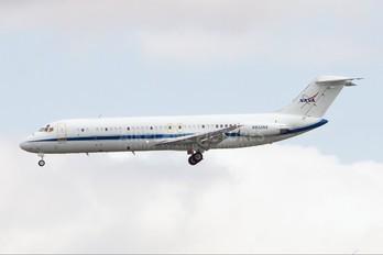 N932NA - NASA Douglas DC-9-33