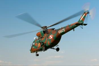 0905 - Poland - Army PZL W-3 Sokol