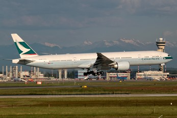 B-KPP - Cathay Pacific Boeing 777-300ER