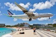 F-GNII - Air France Airbus A340-300 aircraft
