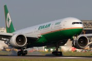 B-16715 - Eva Air Boeing 777-300ER aircraft
