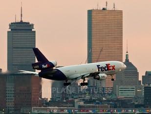 N392FE - FedEx Federal Express McDonnell Douglas DC-10F