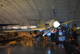 N1048N - Private Curtiss P-40E Warhawk