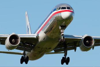 N178AA - American Airlines Boeing 757-200