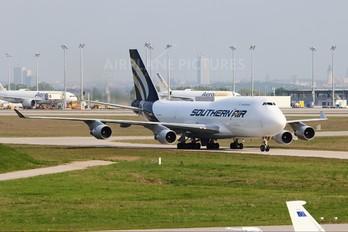 N400SA - Southern Air Transport Boeing 747-400BCF, SF, BDSF