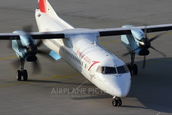 OE-LGA - Austrian Airlines/Arrows/Tyrolean de Havilland Canada DHC-8-400Q Dash 8