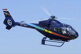 OK-MMI - DSA - Delta System Air Eurocopter EC120B Colibri