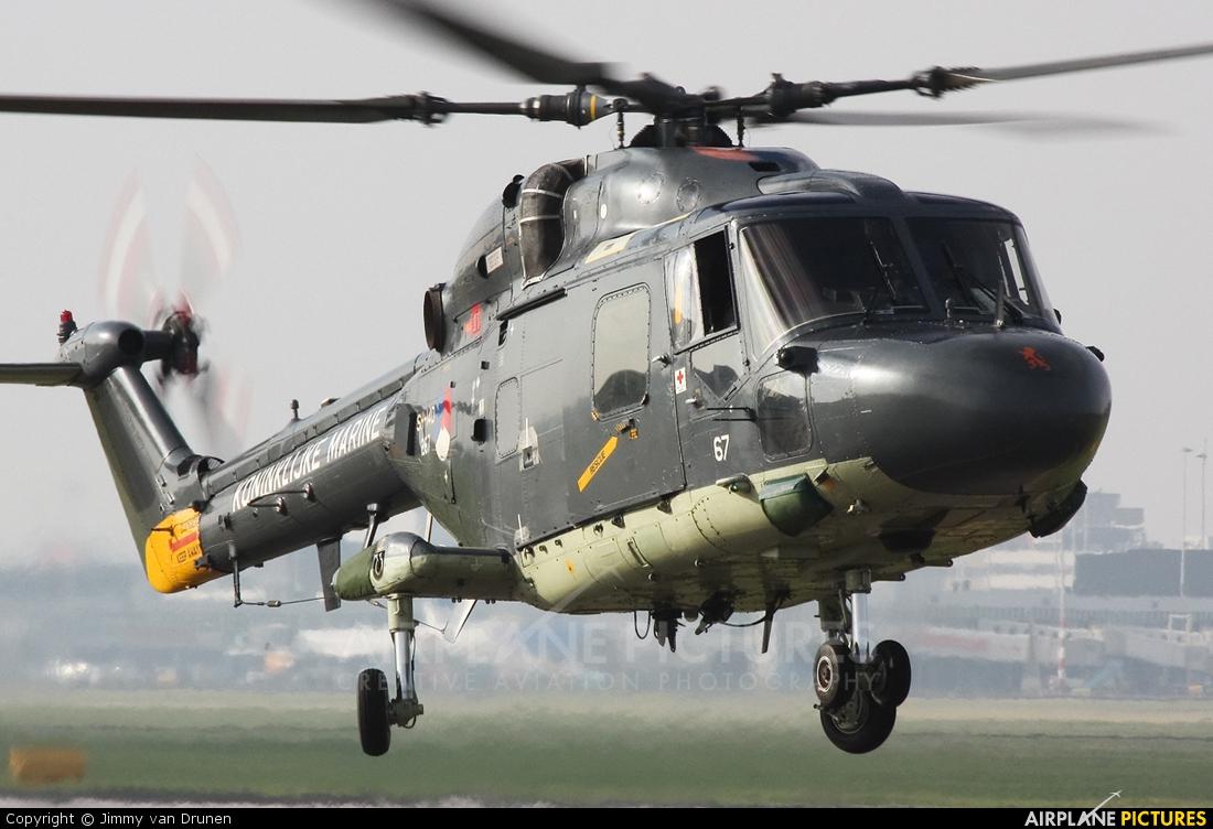 Netherlands - Navy 267 aircraft at Amsterdam - Schiphol