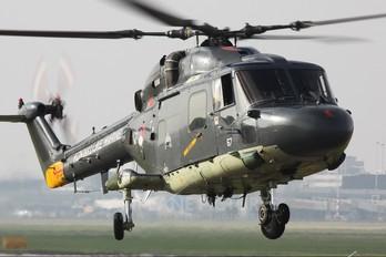 267 - Netherlands - Navy Westland Lynx SH-14D