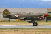 N940AK - Private Curtiss P-40E Warhawk aircraft