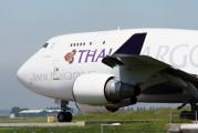 HS-TGJ - Thai Cargo Boeing 747-400 aircraft