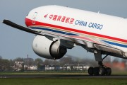 B-2076 - China Cargo Boeing 777-200F aircraft