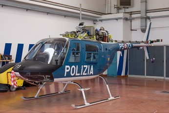 PS-73 - Italy - Police Agusta / Agusta-Bell AB 206A & B