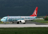 TC-JHL - Turkish Airlines Boeing 737-800 aircraft