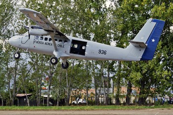936 - Chile - Air Force de Havilland Canada DHC-6 Twin Otter