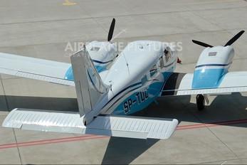 SP-TUC - Private Piper PA-34 Seneca