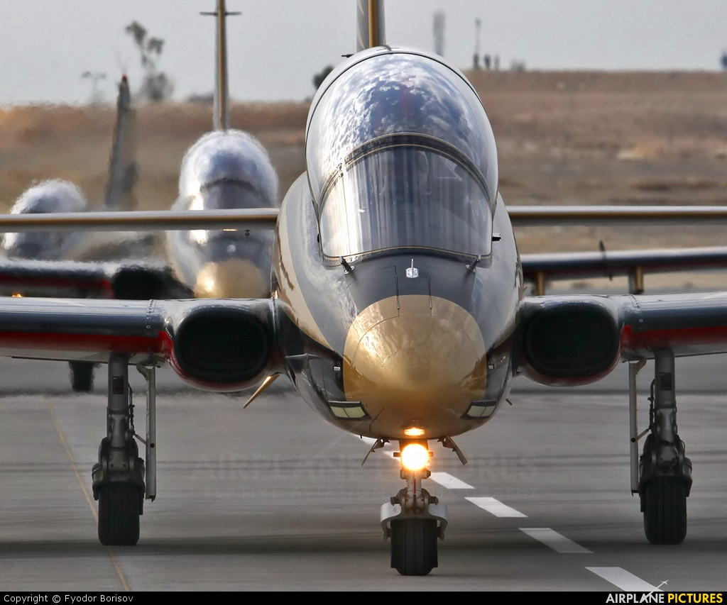 "United Arab Emirates - Air Force ""Al Fursan"" - aircraft at Sakhir"