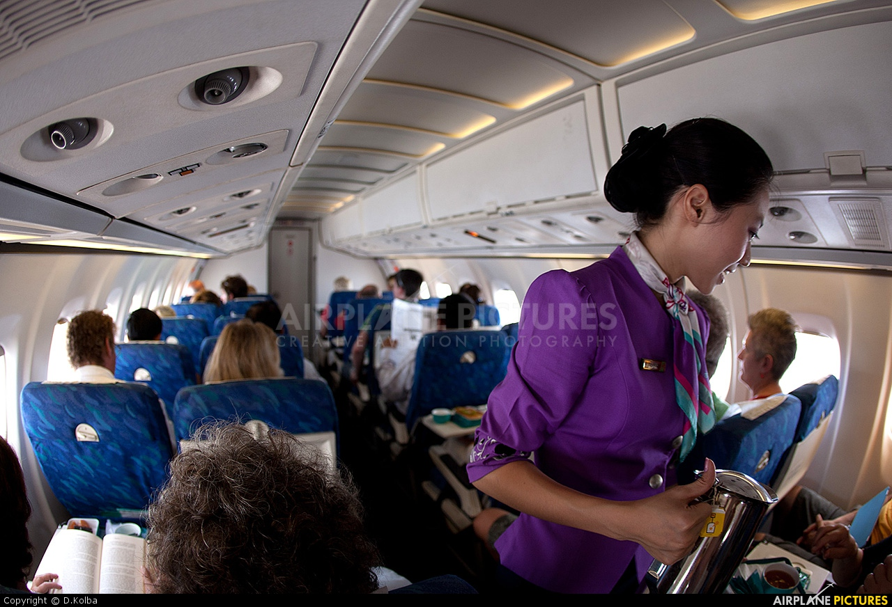 Air Kanbawza XY-AIW aircraft at In Flight - Myanmar