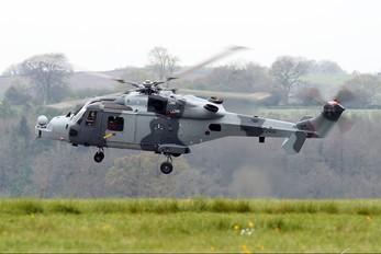 ZZ405 - British Army Agusta Westland AW159 Lynx Wildcat AH.1
