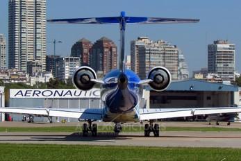 CX-CRA - Pluna Canadair CL-600 CRJ-900