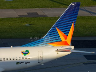 PR-VBM - VARIG Boeing 737-700