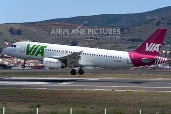 LZ-MDD - Air Via Airbus A320