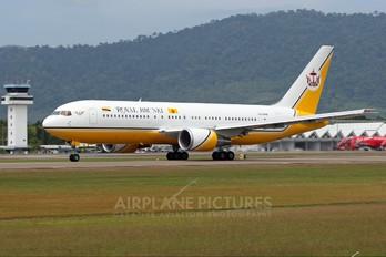 V8-MHB - Royal Brunei Airlines Boeing 767-200ER