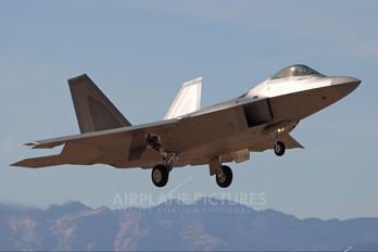 06-4130 - USA - Air Force Lockheed Martin F-22A Raptor