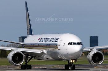 9V-SVK - Singapore Airlines Boeing 777-200ER