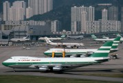 VR-HKG - Cathay Pacific Boeing 747-200 aircraft