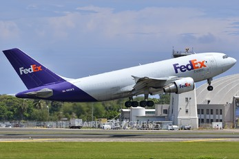 N803FD - FedEx Federal Express Airbus A310F