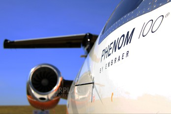 PT-FQM - Private Embraer EMB-500 Phenom 100