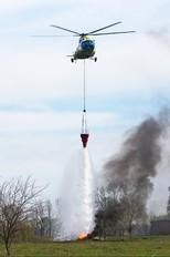 25 - Ukraine - Ministry of Emergency Situations Mil Mi-8MT