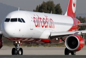 D-ABFU - Air Berlin Airbus A320 aircraft