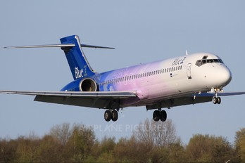 OH-BLQ - Blue1 Boeing 717