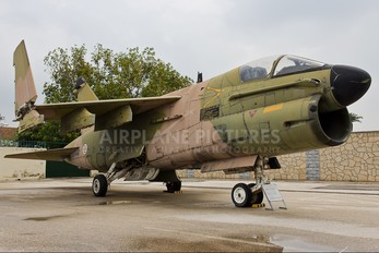 5508 - Portugal - Air Force LTV A-7E Corsair II