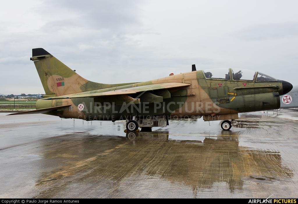 Portugal - Air Force 5550 aircraft at Sintra