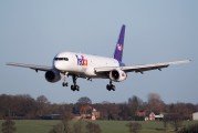 N923FD - FedEx Federal Express Boeing 757-200F aircraft