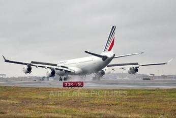 F-GLZC - Air France Airbus A340-300