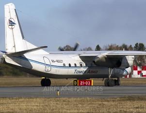 RA-46627 - Tomsk Avia Antonov An-24
