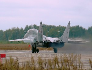 - - Russia - Air Force Mikoyan-Gurevich MiG-29UB