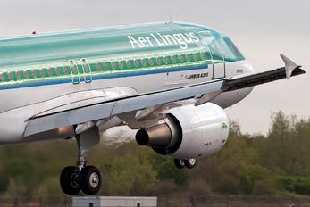 EI-DVL - Aer Lingus Airbus A320