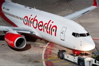 D-ABBS - Air Berlin Boeing 737-700