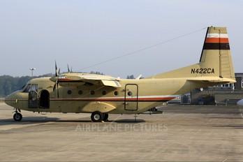 N422CA - Bering Air Casa C-212 Aviocar